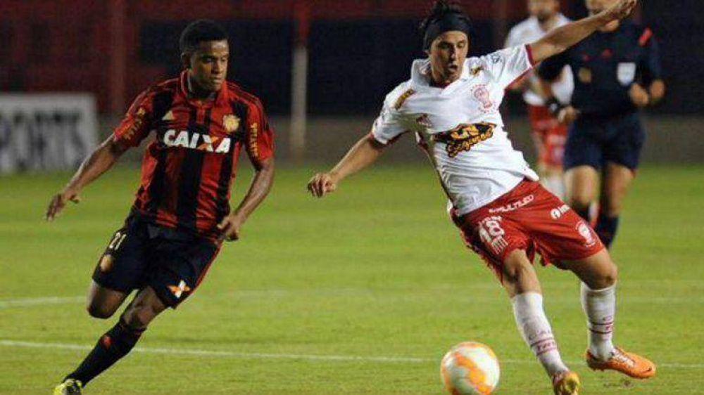 Huracán querrá cerrar la llave de la Sudamericana en casa ante Sport Recife