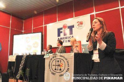 """Pinamar: Orgullo regional en la FIT: fue presentado el paseo """"Caminos del Tuyú"""""""