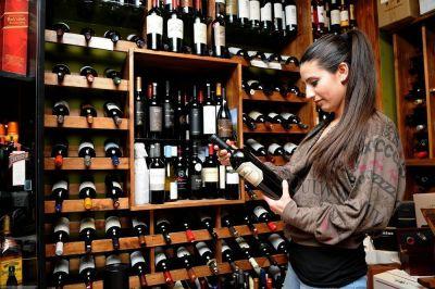 En supermercados, disminuyó la venta de los vinos más baratos