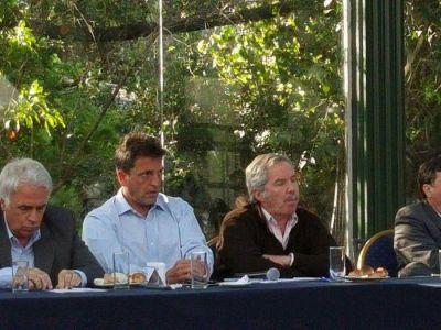 Por la campaña massista, José De la Sota visitaría la ciudad
