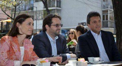 Marco Lavagna quiere sacar 20 puntos para lanzarse a jefe de gobierno