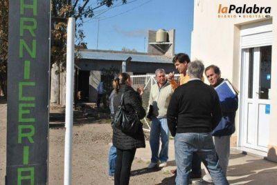 R�pido accionar de la Municipalidad ante casos de triquinosis