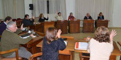 El concejo dio el visto bueno para que se realicen las obras de asfalto en Saldungaray y Sierra de la Ventana