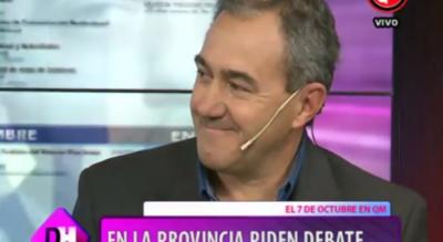 """Desde la UCR le aconsejan a María Eugenia Vidal """"que debata"""" con el resto de los candidatos"""