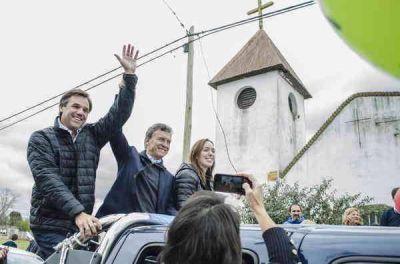 �A Mauricio Macri le voy a exigir que construya la autov�a�