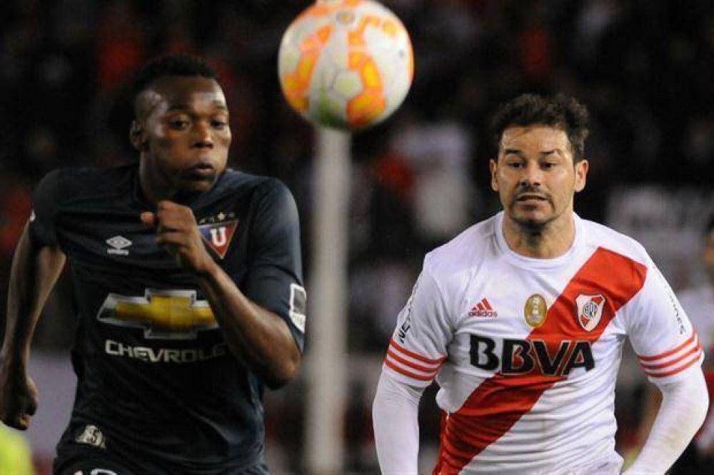 En la altura de Quito, River quiere sostener la ventaja ante Liga