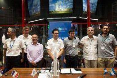 El satélite Arsat-2 ya viaja rumbo al espacio
