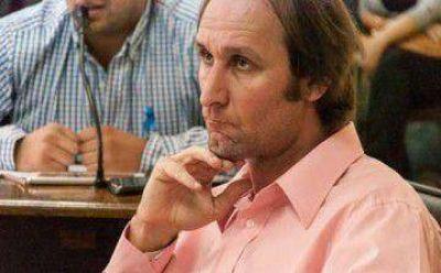 """""""La inseguridad en Lanús es una decisión política"""", afirmó Beroldo"""