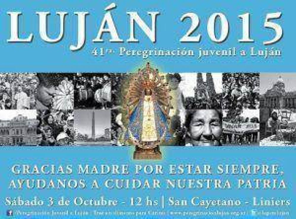 41° Peregrinación Juvenil a Luján