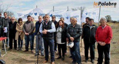 Histórica obra para el Partido de Patagones