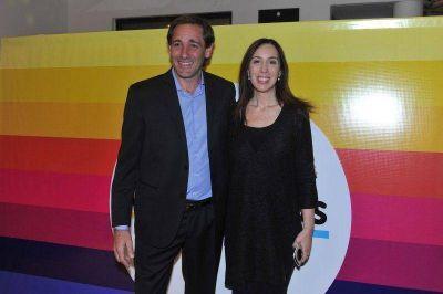 """Vidal junto a Julio Garro: """"Somos la única alternativa a quienes hoy gobiernan"""""""