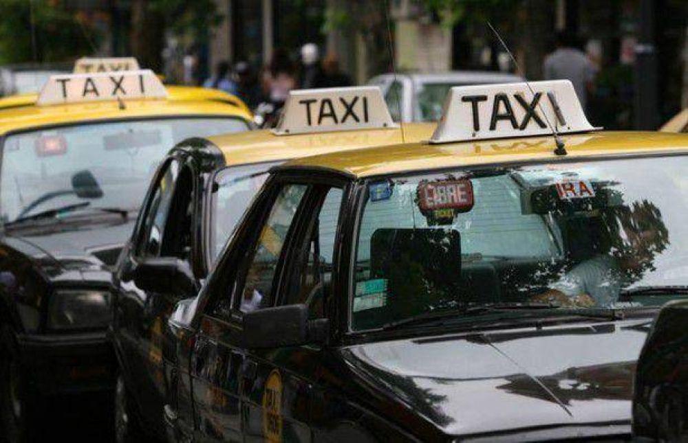 Los taxistas pidieron un aumento en las tarifas del 28 por ciento