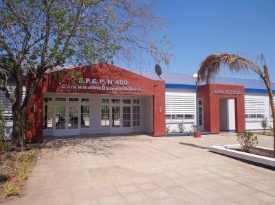El gobernador inaugura este viernes cuatro escuelas en el centro provincial
