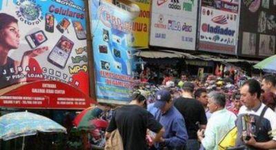 Región NEA: crece el comercio informal en las fronteras con Brasil y Paraguay
