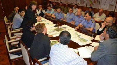 El Comité de Emergencia analizó acciones para anticiparse a la Corriente del Niño