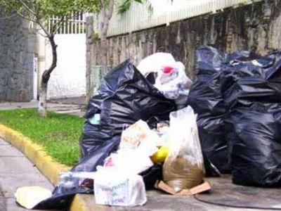 Hoy no habrá servicio de recolección de residuos