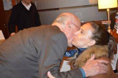Gorosito se reunió con Michetti