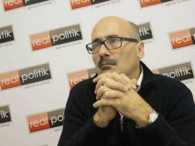 """Carlos Melzi: """"Massa se convirtió en una máquina de expulsar dirigentes"""""""