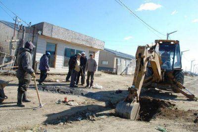 Iniciaron los trabajos para dotar de infraestructura básica a seis barrios informales en margen sur
