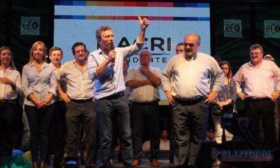 """Macri: """"Vamos a construir un país diferente"""""""