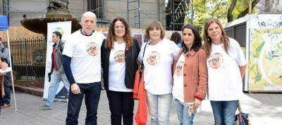 Lanzaron campaña contra la violencia de género