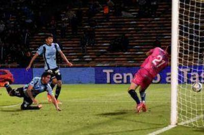 Belgrano le ganó a Defensa y Justicia y se acerca a la Liguilla pre Libertadores