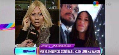 Jimena Barón denunciará a Daniel Osvaldo por abandono de persona