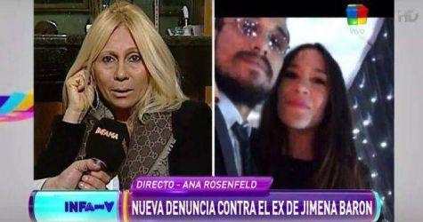 Jimena Bar�n denunciar� a Daniel Osvaldo por abandono de persona