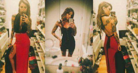 Se la jug�: mir� el nuevo cambio de look de Candelaria Tinelli