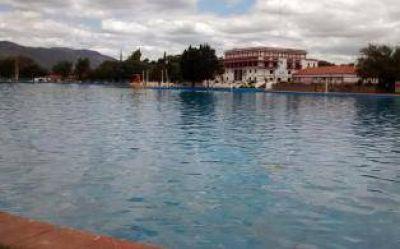 Comenzaron las obras para preparar el balneario Carlos Xamena