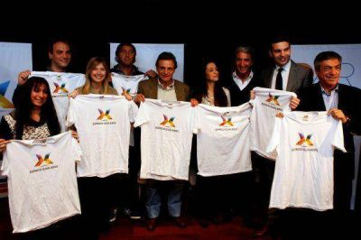 """""""Pepe"""" Scioli: """"Vamos a consolidar la ampliación de derechos"""""""