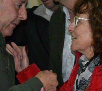"""De Angeli: """"Nuestro gobierno no le va a soltar la mano a la gente"""""""