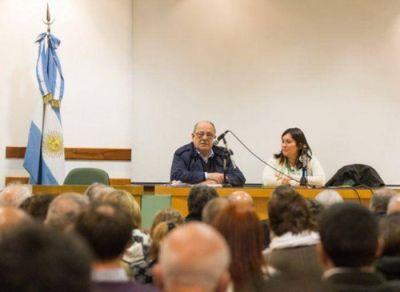 El candidato de Cambiemos expuso sus propuestas a los Foros sectoriales de la Construcci�n y Consejos Profesionales