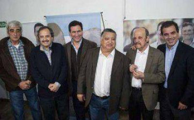Ricardo Alfonsín y Ritondo respaldaron a Regazzoni