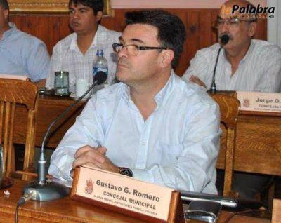 """Romero: """"Lo critican a Curetti porque no saben qué hacer"""""""