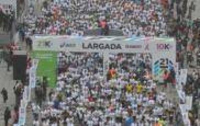 Más de 4.000 personas estuvieron presetnes en la segunda edición de la media maratón