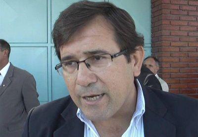 El Ministro de Producci�n de San Juan habl� sobre el derrame de cianuro