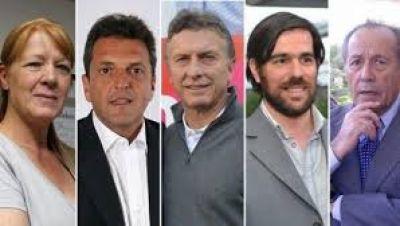 Uno por uno: lo mejor, lo peor y la intimidad de los cinco candidatos
