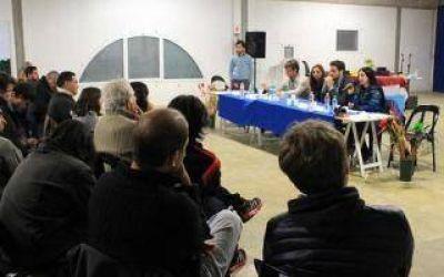 Sin Posse, se realizó el debate de candidatos a Intendente en San Isidro