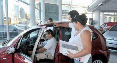 Se patentaron más de mil autos 0km en septiembre
