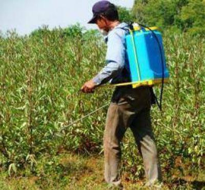 Muchas entidades pidieron hacer sus aportes a la nueva ley de agroquímicos