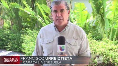 El régimen de Venezuela detuvo al equipo de Univisión en la frontera con Colombia