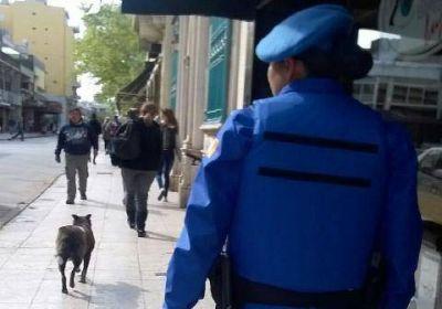 La Policía Local comenzó a patrullar la ciudad