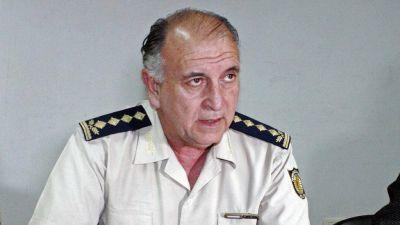 Baudaux dejará de ser el jefe de la Policía de La Pampa