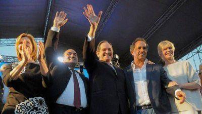 """Alperovich: """"Estamos trabajando para que Daniel Scioli sea presidente"""""""