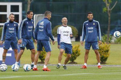Una selección a media luz: entre lesiones, contratiempos y sin Messi