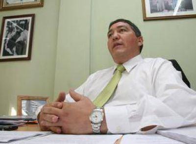 Alperovich se marcha del PE eligiendo siete jueces