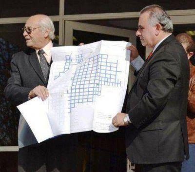 Se inauguró la obra de Desagües Cloacales en Tres Lomas, el pasado sábado