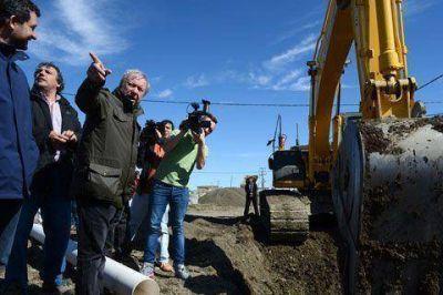 Peralta anunció construcción de un CIC para el San Benito