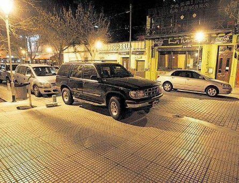 Polémica por multas en las esquinas ampliadas